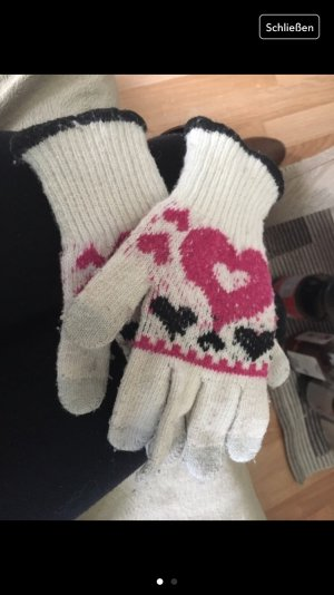 Schoene handschuhe mit Touchfunktion