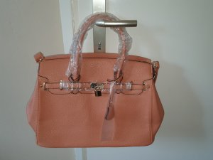 (The Mercer) NY Handbag bronze-colored-sand brown