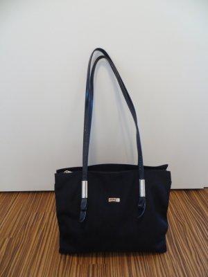 Schöne Handtasche in Blau