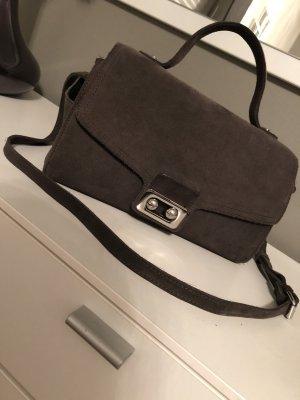 Schöne Handtasche in Wildleder-Optik!!