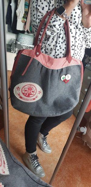 Schöne Handtasche von Adelheid Werkstatt der Glücks  Heimatglück