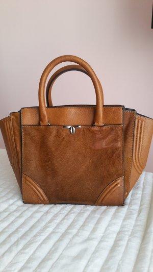 Zara Bolso marrón