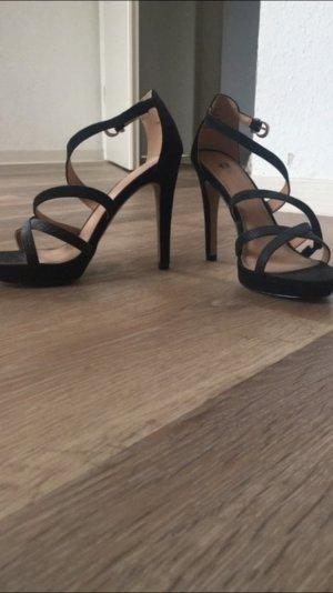 Schöne Heels Black H&M