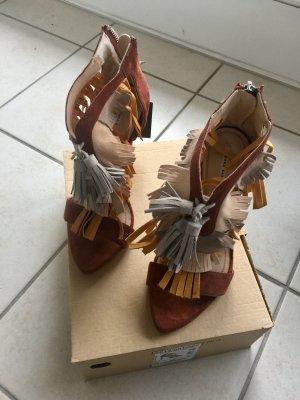 Schöne Heels von Zara, Größe 37 NEU