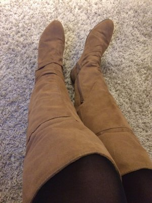 Schöne Hellbraune Schuhe