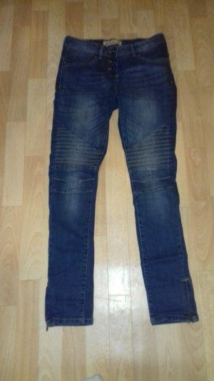 Schöne helle skinny Jeans