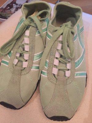 Esprit Skater Shoes lime-green
