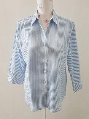 Schöne Hemd-Bluse von Marco Pecci Gr 42