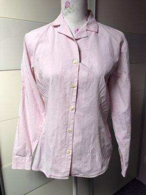 Benetton Zakelijk overhemd roze