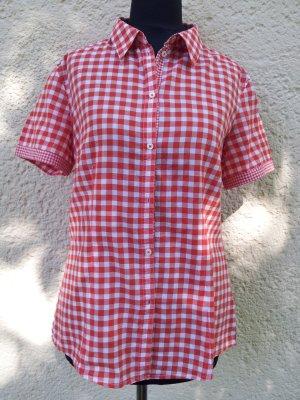 Schöne Hemdbluse mit Vichy-Karos
