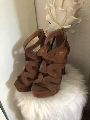 Schöne High Heels Sandalen Sandaletten