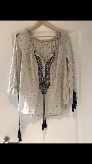 Schöne Hippie Bluse von Zara