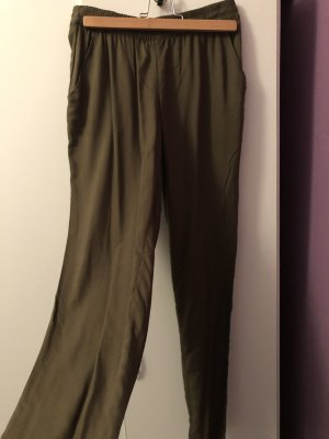 H&M Divided Chinos green grey