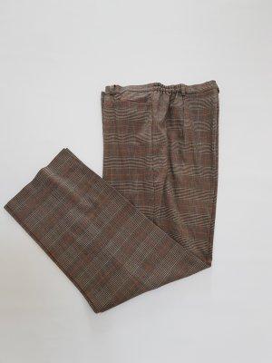 Pantalon à pinces multicolore