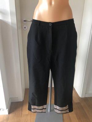 Pantalon 7/8 multicolore polyester