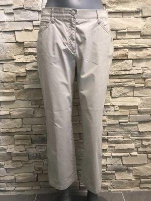 Brax Pantalón tobillero gris claro