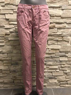 H&M Pantalon strech rose