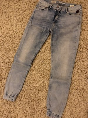 Pepe Jeans baggy bleu azur