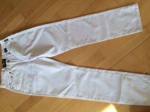 Versace Pantalone jersey bianco
