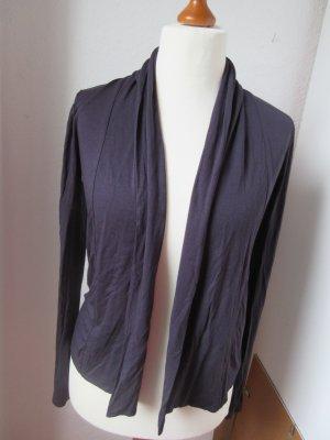 schöne Jacke aus Jersey mit Schalkragen