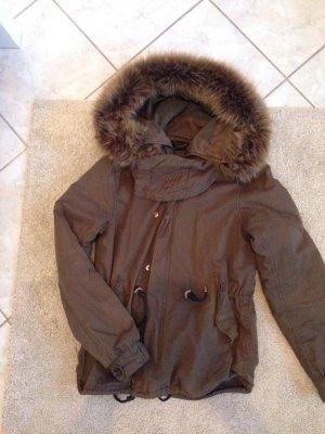 Schöne Jacke für Herbst und Winter in XS