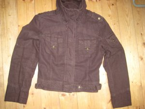 Biker Jacket bronze-colored