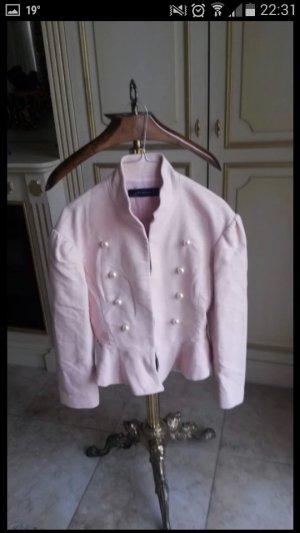 Schöne Jacke rosé farbe Zara neu!