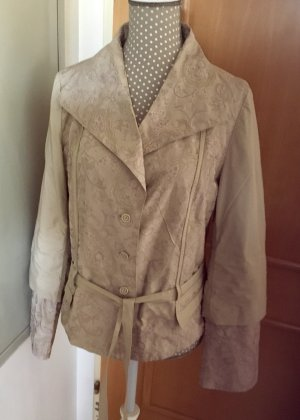 Beate Heymann Short Jacket cream