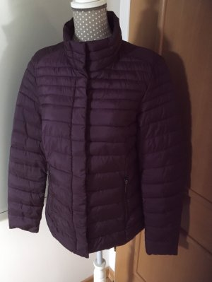 s.Oliver Quilted Jacket blackberry-red