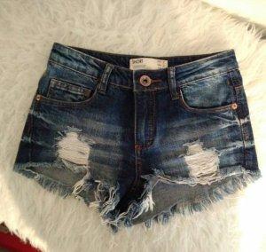 Schöne Jeans Hotpants