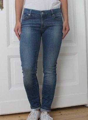 Schöne Jeans von original Hugo Boss Orange 28/34
