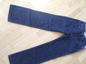 Versace Spijkerbroek donkerblauw