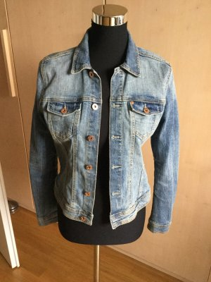 Schöne Jeansjacke