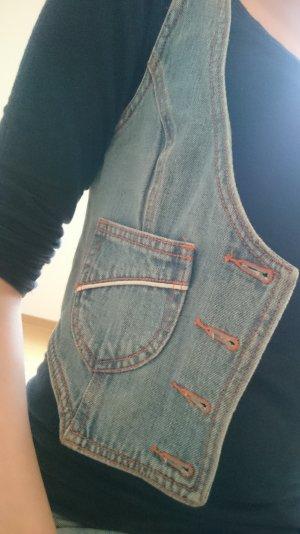 schöne Jeansweste von Forever 21