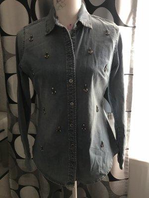 Schöne Jens Hemd von Mandarin Gr 38