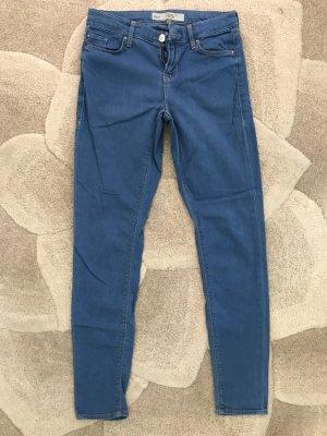 Topshop Jeans bleuet