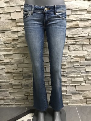 American Eagle Outfitters Stretch jeans blauw