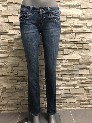 Amisu Jeans a sigaretta blu