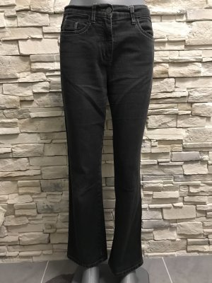 Bexleys Jeans stretch noir