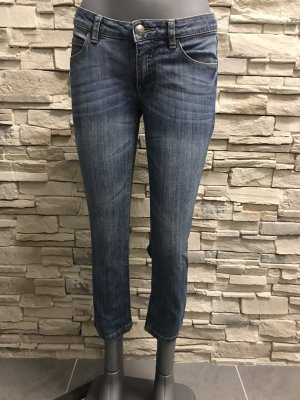 Esprit Jeans a 7/8 blu-blu acciaio