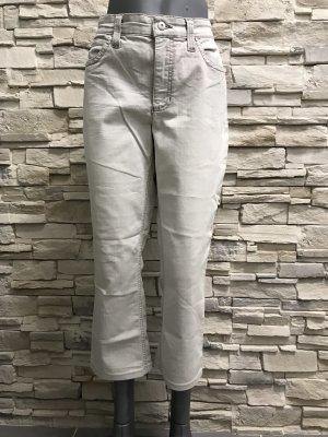 Mac Stretch jeans lichtgrijs-zilver