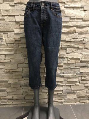 Steve Ketell 7/8-jeans blauw