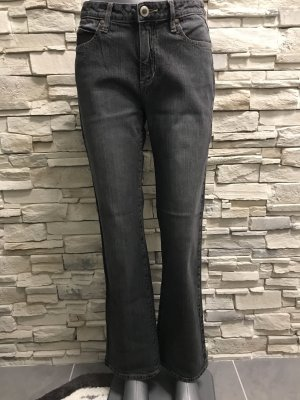 Street One Boot Cut spijkerbroek zwart