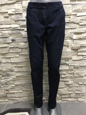 Zero Stretch jeans donkerblauw