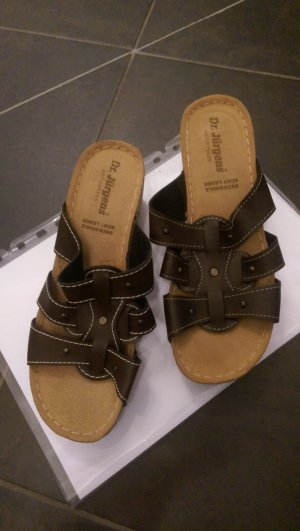 Wedge Sandals light brown-brown