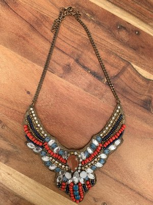 Accessorize Statement Necklace gold-colored