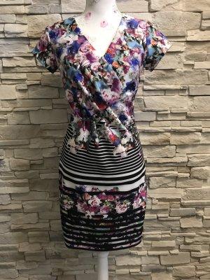 Alba Moda A-lijn jurk veelkleurig