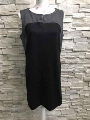 Anna Field A-lijn jurk zwart-grijs