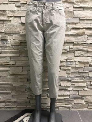 M&S 7/8 Length Trousers light grey