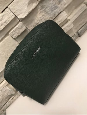 Windsor Borsetta mini verde scuro